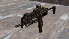 MP7 submachine gun