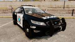 Ford Taurus Liberty State Police for GTA 4