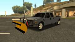 Ford F-350 for GTA San Andreas