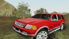 Ford Explorer 2002 for GTA San Andreas