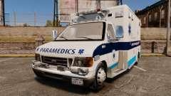 Ford E-350 Liberty Ambulance [ELS]