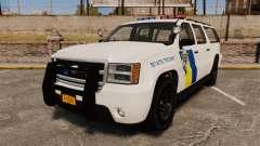 GTA V Declasse Police Ranger LCPD [ELS] for GTA 4