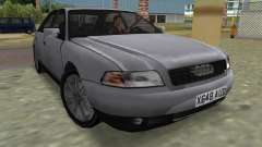 Audi A8 VCM for GTA Vice City