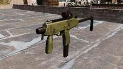 MP9 submachine gun tactical