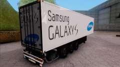 Samsung Galaxy S Trailer for GTA San Andreas