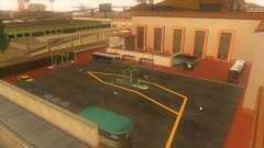 Bus station, Los Santos