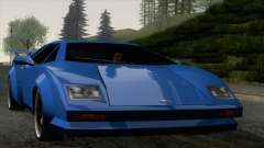 Infernus 80s for GTA San Andreas