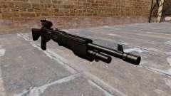 Tactical shotgun Franchi SPAS-12 for GTA 4