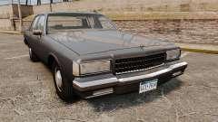 Chevrolet Caprice 1989 v2.0 for GTA 4