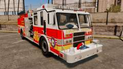 Firetruck LCFR [ELS] for GTA 4