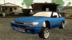 Nissan Sil80 for GTA San Andreas