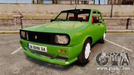 Renault 12 Toros 2 for GTA 4