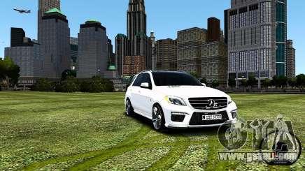 Mercedes-Benz ML63 AMG for GTA 4