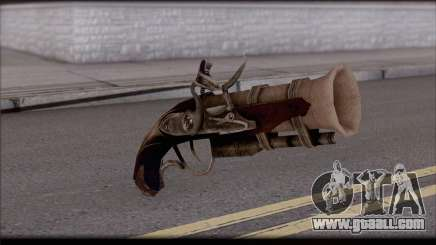 Pirate Blunderbuss for GTA San Andreas