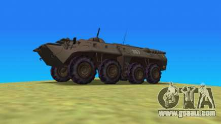 BTR-80 for GTA Vice City