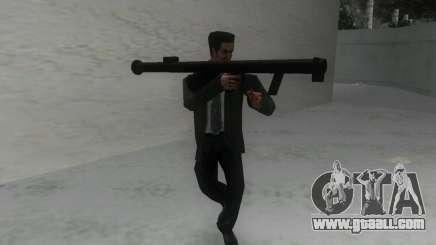 Bazooka from MoH: AA for GTA Vice City