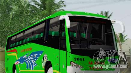 Irizar Mercedes Benz MQ2547 Alabat Liner for GTA San Andreas