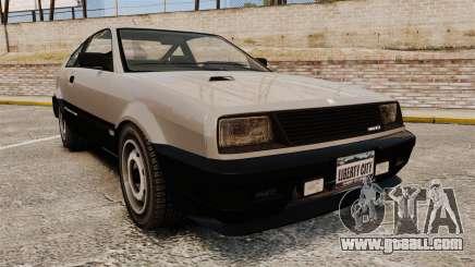 Blista CRX for GTA 4