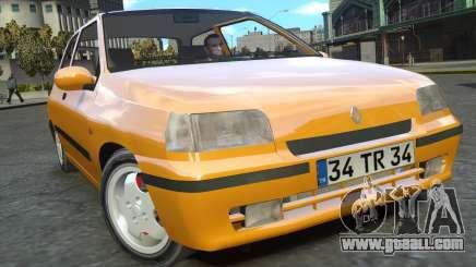 Renault Clio Williams for GTA 4