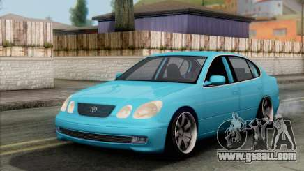 Toyota Aristo for GTA San Andreas
