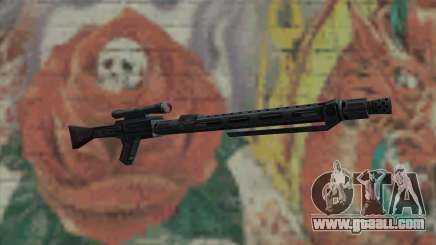 Sniper rifle from Star Wars for GTA San Andreas