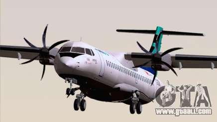ATR 72-500 WestJet Airlines for GTA San Andreas