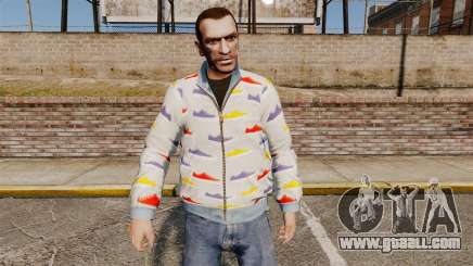 Windbreaker-Shoes- for GTA 4