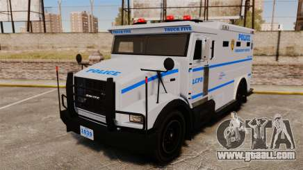 Enforcer LCPD [ELS] for GTA 4