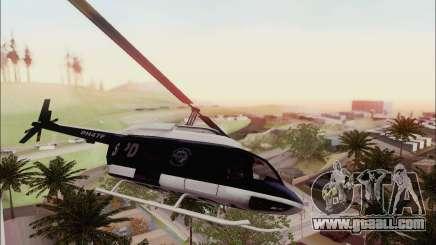 Police Maverick for GTA San Andreas