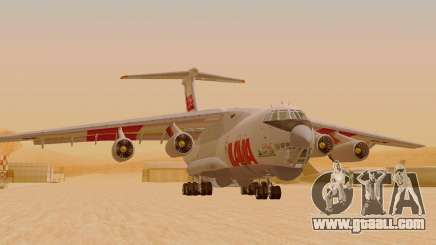 Il-76td IlAvia for GTA San Andreas