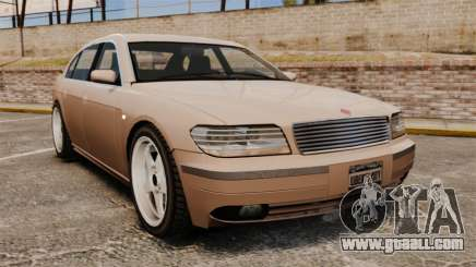 Ubermacht Oracle XS 100th Anniversary Edit for GTA 4