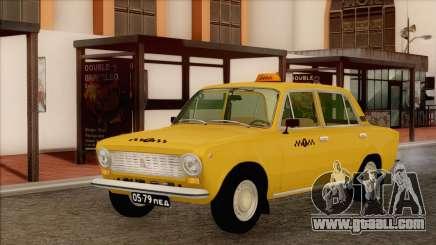 VAZ 21011 Taxi for GTA San Andreas