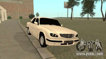 GAZ 31105 for GTA San Andreas