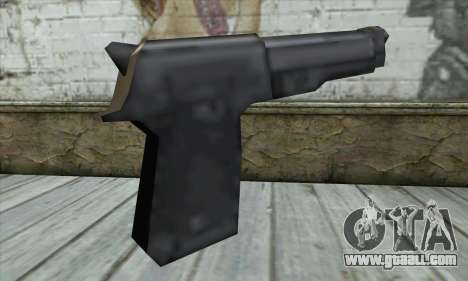 Beretta for GTA San Andreas second screenshot
