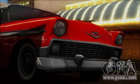 Jango ENBSeries v1.0 for GTA San Andreas second screenshot