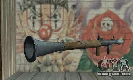 RPG for GTA San Andreas second screenshot