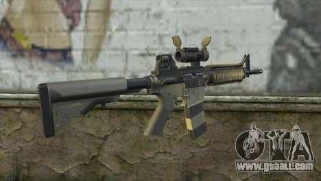 MK18 for GTA San Andreas second screenshot