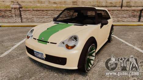 GTA V Weeny Issi v2.0 for GTA 4