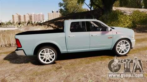 Dodge Ram 3500 Heavy Duty for GTA 4 left view