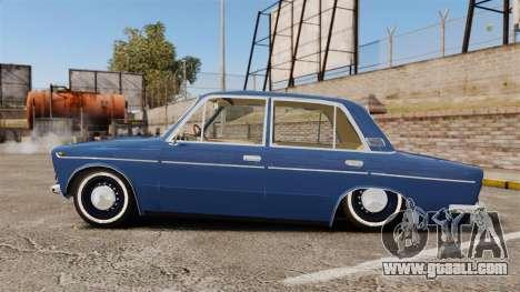 VAZ-2103 Lada for GTA 4 left view