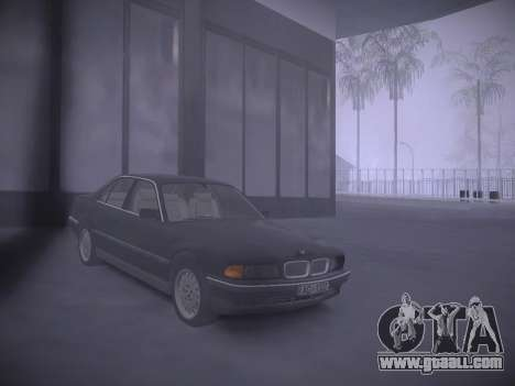 ENBSeries by Pablo Rosetti for GTA San Andreas forth screenshot