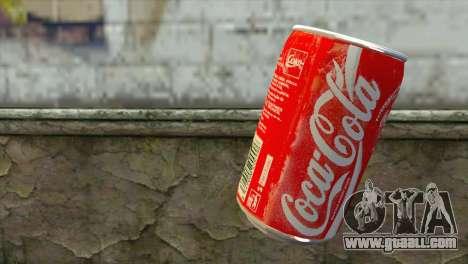 Explosive Coca Cola Dose for GTA San Andreas second screenshot