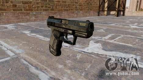 Walther P99 semi-automatic pistol for GTA 4