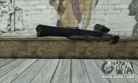 Sniper Rifle for GTA San Andreas