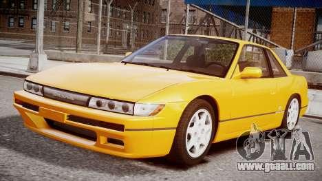 Nissan 240sx Sore 1992 for GTA 4