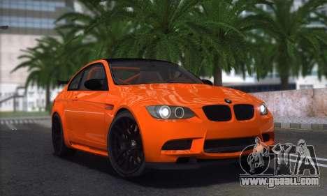 Jango ENBSeries v1.0 for GTA San Andreas