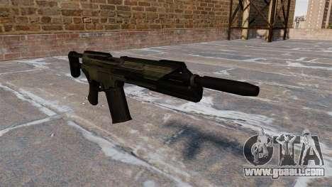 Assault rifle Crysis 2 v2.0 for GTA 4