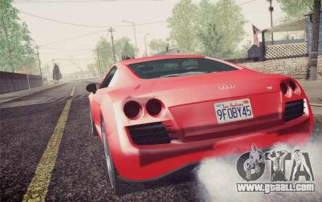 GTA 5 Obey 9f for GTA San Andreas