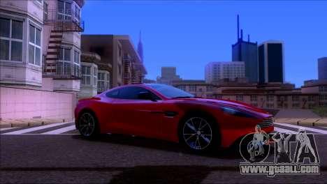 ENBSeries by egor585 V4 for GTA San Andreas
