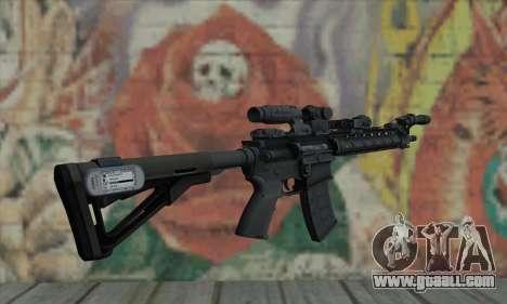 Warfighter-Larue OBR of Medal of Honor for GTA San Andreas second screenshot